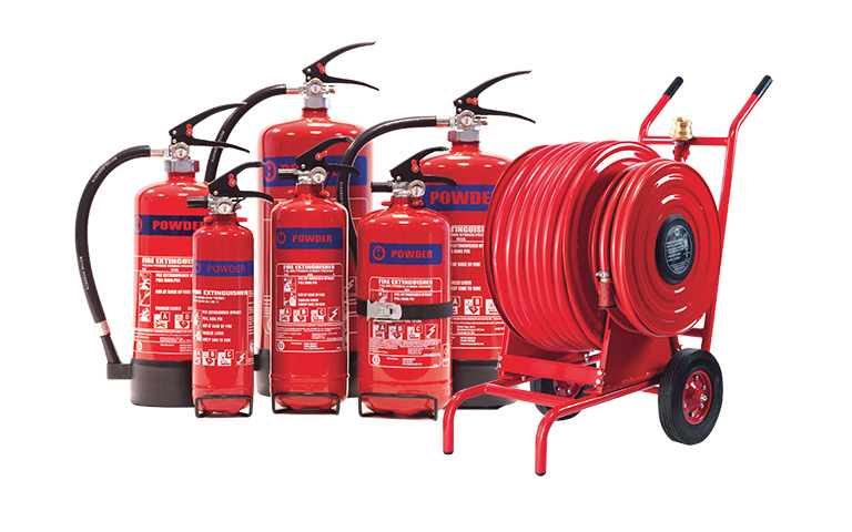 Fire Extinguisher Supply and Service Plans